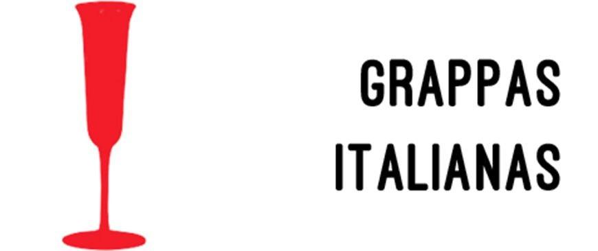 Grappas Italianas